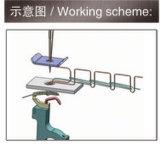 Computarizado de agujas múltiples acolchar la máquina (de enlace)
