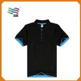 Camisa barato cheia do polo T da cópia da alta qualidade com os colares aos homens