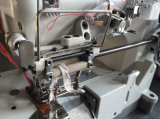 Alta velocidade Interlock Máquina de costura com Lado Direito Tecido Trimmer