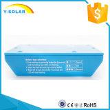 Регулятор 12V обязанности Epever 10A PWM солнечный с поручать порта выввода 5VDC/1.2A USB