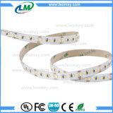 Luces flexibles de la decoración de la ensenada de las luces de tira del LED SMD3014 20.4W