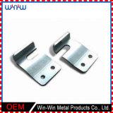 De Chinese Hoge Precisie CNC die van het Aluminium van de Machine van het Lassen Delen machinaal bewerken