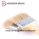 Деревянная щетка краски ручки (HYW0323)