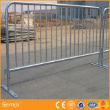 Barrera de seguridad de cercado temporal portable de tráfico de la barricada