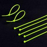 Deformaciones de nylon de autoretención del lazo del clip de cable del nilón 66 accesorios eléctricos de Huada Maker