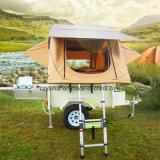 Reboque de /Camping do reboque de campista da barraca do telhado mini