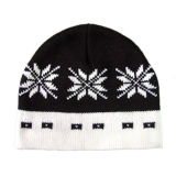 Mignon Embroiderey Kid Knitted Hat (JRK201)