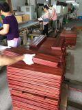 Balsamo、Quina、Cabreuvaの設計された合板によって薄板にされる木製の材木のフロアーリング