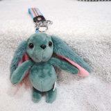 Giocattolo su ordinazione della peluche di Keychain della peluche del coniglio