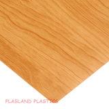 Placage reconditionné de PVC/clinquant conçu de fibre de bois