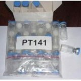 여성 증진 펩티드 Bremelanotide PT141 10mg/작은 유리병
