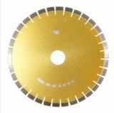 le diamant 5-Inch continu scie la lame pour le granit de découpage