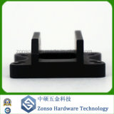 Plastic Materiaal Niet genormaliseerde CNC die Delen machinaal bewerken