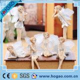 OEMの樹脂の手仕事の樹脂のきれいな妖精の装飾