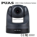 Protocole UV-C de Visca Pelco-D/P de mini appareil-photo d'USB PTZ pour le système de conférence Web (OU103-R)