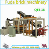 Bloco de cimento automático de bloqueio que faz a máquina em Fiji