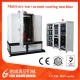Machine van de Deklaag van het Titanium van de VacuümDeklaag PVD Machine/PVD van de Gootsteen van de Keuken van het Roestvrij staal van Cczk de Gouden/de Machine van de Deklaag van het Tin