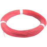 Cable 24AWG del caucho de silicón con UL3135