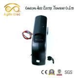 36V Batterij van de Motor van de Fiets van het Type van Buis van 10.4ah de Elektrische met Lader