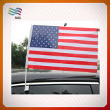 Hot Sale Custom Racing Car Flag Tissu imperméable en polyester