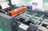 Automatischer Produktionszweig der kalter Kleber auf Band aufgenommenen Notizbuch-Maschine