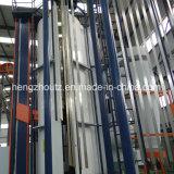 Bañadora del polvo/máquina/línea de aluminio