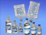 Lösungs-Natriumchlorid-Einspritzung GMP-Fabrik des Common-IV