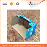 Изготовленный на заказ картон лоснистый или коробка черной крышки Matt упаковывая