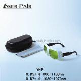 Lasersicherheits-Glas-Schutzbrillen 808nm&980nm&1064nm Nd: YAG Augen-Laser-Schutzbrille-Gläser für medizinisches