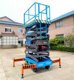 Elektrische mobile hydraulische Luftarbeit-Plattform (SJZ0.5-11)