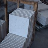 Mattonelle di pietra di marmo poco costose, mattonelle di marmo bianche per la decorazione