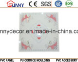 Pvc Panel van pvc Ceiling en pvc Wall Panel Decoration Panel 595/600/603