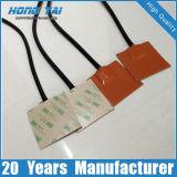 Elemento de aquecimento do calefator 12V 5W da borracha de silicone