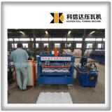 Kxd-828サーボモーター機械を形作る高速艶をかけられたカラー屋根瓦