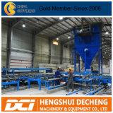 Planta de la fabricación de la cadena de producción de la tarjeta de yeso del precio bajo/de la tarjeta de yeso de China