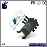 최신 차 Qi 무선 이동 전화 충전기