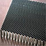 Noyau en forme de nid d'abeille en aluminium pour panneau de stockage en aluminium (HR1131)