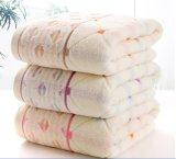 100%Cotton raffinent l'essuie-main de luxe de Bath, essuie-main de Bath d'hôtel de 2017 ventes en gros