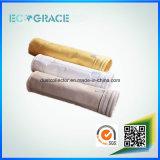 Sacchetti filtro del collettore di polveri del feltro dell'ago di Ecograce Nomex