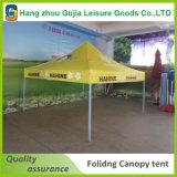 カスタマイズされた印刷を用いる屋外の防水折るおおいのテント
