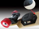 Rad-elektrisches Skateboard des Fabrik-Zubehör-riemengetriebene Doppelmotorvier