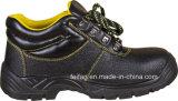 De zure en Alkali Bestand Schoenen van de Veiligheid van het Leer