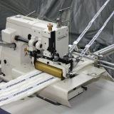 Máquina de coser de la cremallera de la frontera del colchón (CZF)