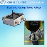 Silicones eletrônicos similares do Potting do CRNA para produtos do diodo emissor de luz