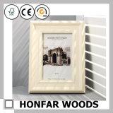 De klassieke Bruine Houten Omlijsting van de Foto voor de Decoratie van het Huis