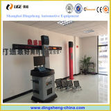 Alinhamento de roda e DS1 de equilíbrio do equipamento de oficina do carro da máquina