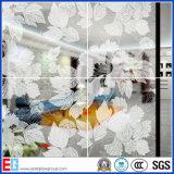 Ácido 4-19mm vidro gravado com certificado CE (AD2)