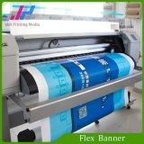 Bandera solvente del PVC Frontlit de la impresión
