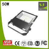 Iluminación de cartelera LED 50W Flood Light ultra delgado exterior