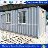 Conjunto rápido casa de construção pré-fabricada do recipiente feita do material de construção de aço leve Eco-Friendly